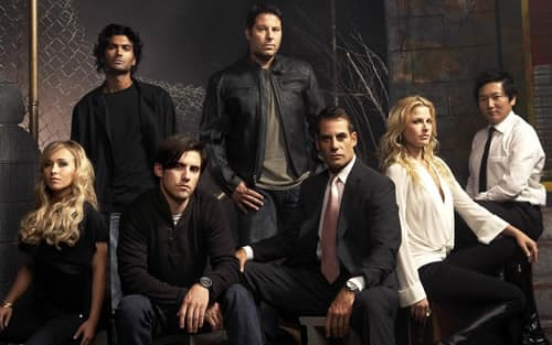 Heroes Cast Pic