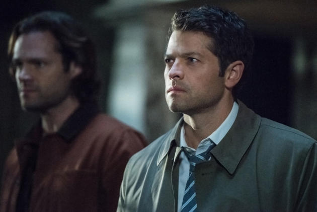 Castiel has purpose - Supernatural Season 12 Episode 23