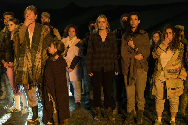 Fear The Walking Dead Season 3 Episode 5 Review Burning In Water