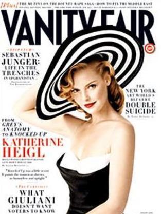 Katherine Heigl: Vanity Fair