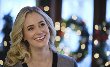 Brittany Bristow Shares Nervous Excitement For Her First Leading Role on Hallmark's Holiday Date
