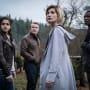 An Outdoor Gathering - Doctor Who Season 11 Episode 1