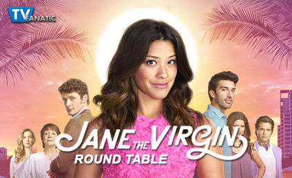 Jane the Virgin Round Table: Sin Rostro, Unmasked!