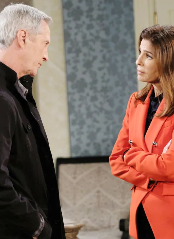Teaming Up With an Old Friend - Days of Our Lives