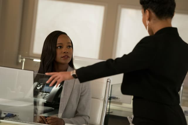 What Are You Doing? - How to Get Away with Murder Season 4 Episode 4