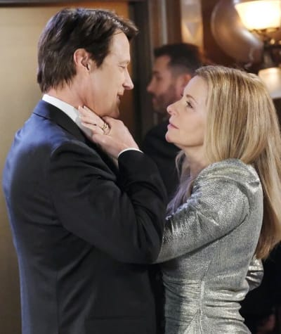 Jack and Jennifer Reconcile/Tall - Days of Our Lives