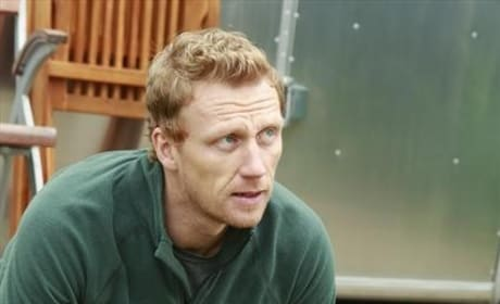 Owen Looking Serious