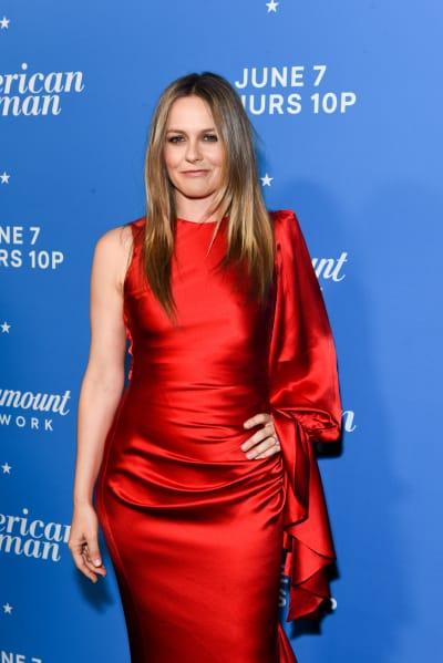 Alicia Silverstone Attends Paramount Event