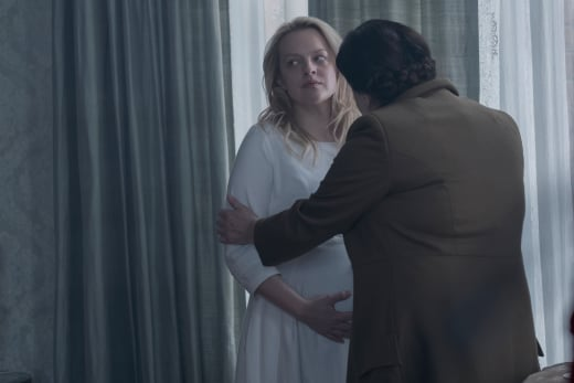 Aunt Lydia Steps In - The Handmaid's Tale Season 2 Episode 10