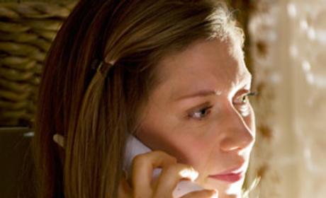 Ana Answers the Phone