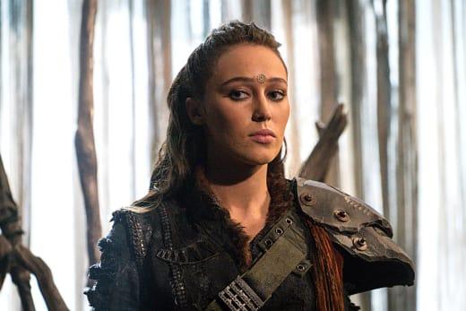 Commander In Peril? - The 100 Season 3 Episode 7