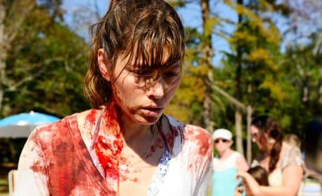 The Sinner First Look: Jessica Biel Loses Herself in Violent Act of Rage