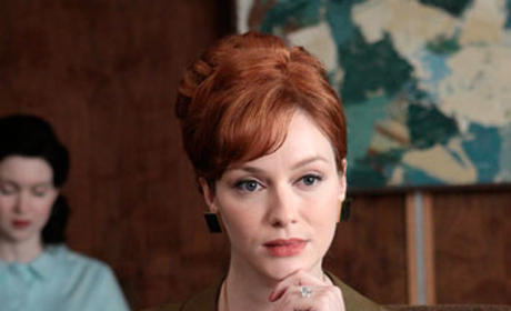 Joan Holloway Promo Pic