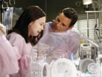 Karev is There