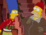 Don't Come Home - The Simpsons