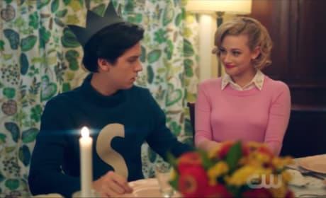 Archie Comics Vision - Riverdale Season 1 Episode 9