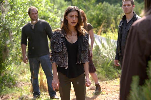 Very Angry Hayley - The Originals Season 2 Episode 2