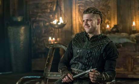 Smirk - Vikings Season 5 Episode 11