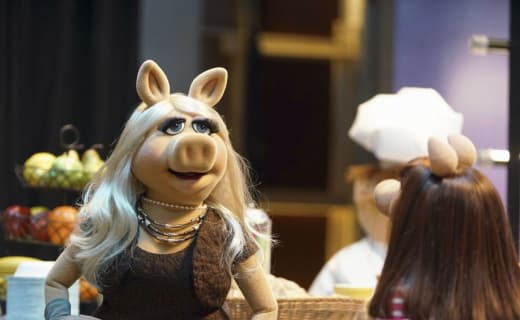 Miss Piggy vs the Network - The Muppets