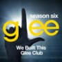 Glee cast chandelier