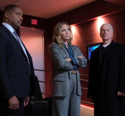 Making Plans - NCIS Season 18 Episode 8