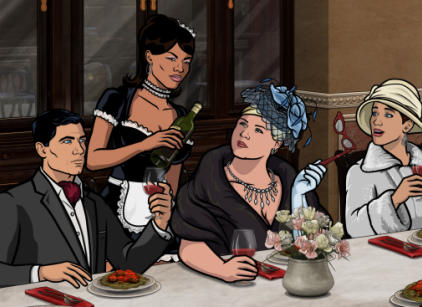 Watch Archer Season 3 Episode 8 Online