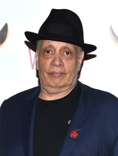 Walter Mosley Attends Writers Guild Event