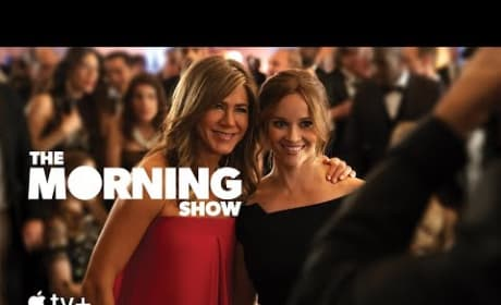 The Morning Show Trailer: Jennifer Aniston Fights to Save Her Job