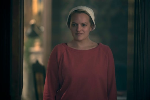 A Forced Smile - The Handmaid's Tale Season 3 Episode 2