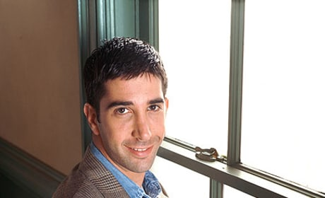 David Schwimmer Promo Pic - Friends