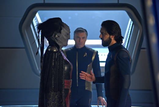 Mother L'Rell - Star Trek: Discovery Season 2 Episode 12