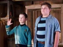 Star Trek Costume - Young Sheldon