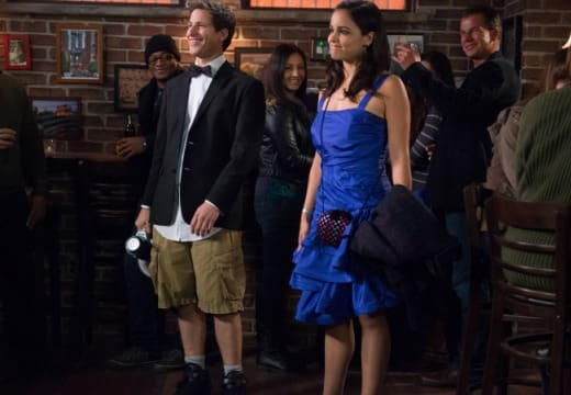 Jake and Amy Date
