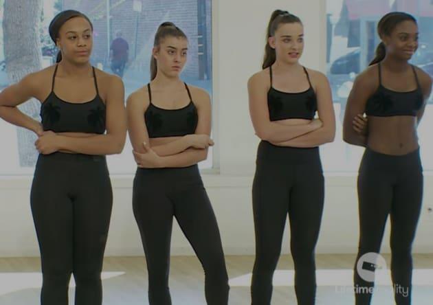 4 Dance Moms Gals