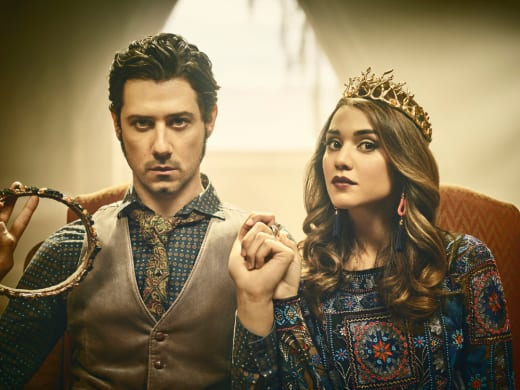 High King and Queen - The Magicians