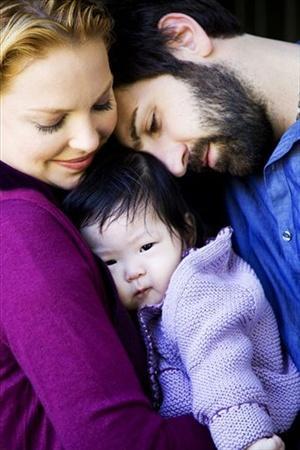 Katherine Heigl Baby Photo