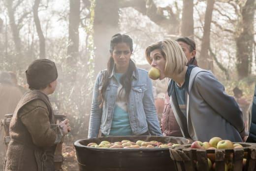 Bobbin's for Doctors - Doctor Who Season 11 Episode 8