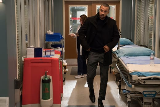 Fashionably Late - Grey's Anatomy Season 14 Episode 7