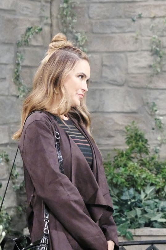 Chrishell Hartley as Evil Jordan - Days of Our Lives