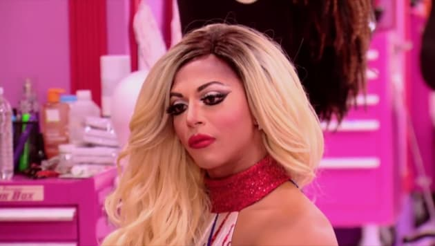 Wheels Turning - RuPaul's Drag Race All Stars Season 3 Episode 3