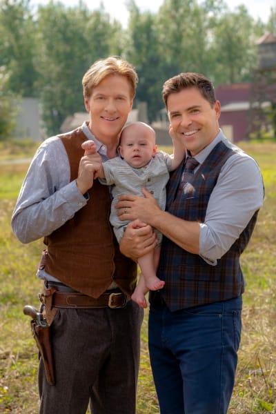 Daddy Figures Abound - When Calls the Heart Season 6 Episode 5