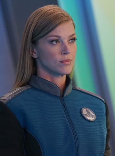 Commander Grayson - The Orville Season 2 Episode 10