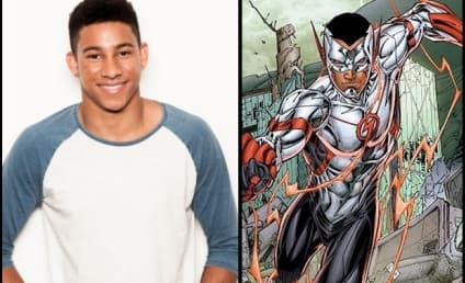 The Flash Season 2 Casts Wally West aka Kid Flash!
