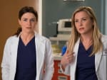 Unsettling News - Grey's Anatomy Season 14 Episode 23