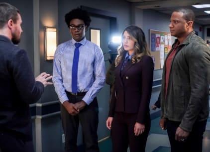 Watch Arrow Season 7 Episode 12 Online