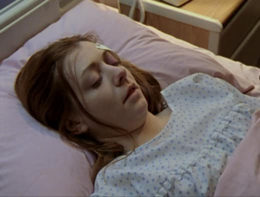 Willow Hospitalized - Buffy the Vampire Slayer Season 2 Episode 22