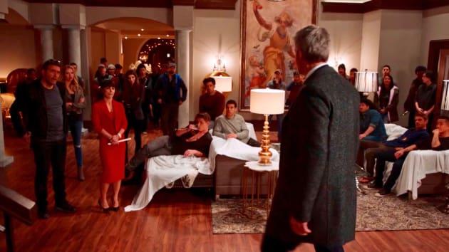 Quinn gets Gary good! - UnREAL Season 3 Episode 5