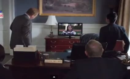Scandal Sneak Peek: Taking on The White House