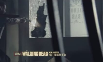 "The Walking Dead Teaser & Sneak Peek: ""Triggerfinger"""