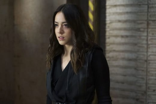 On The Line - Agents of S.H.I.E.L.D.